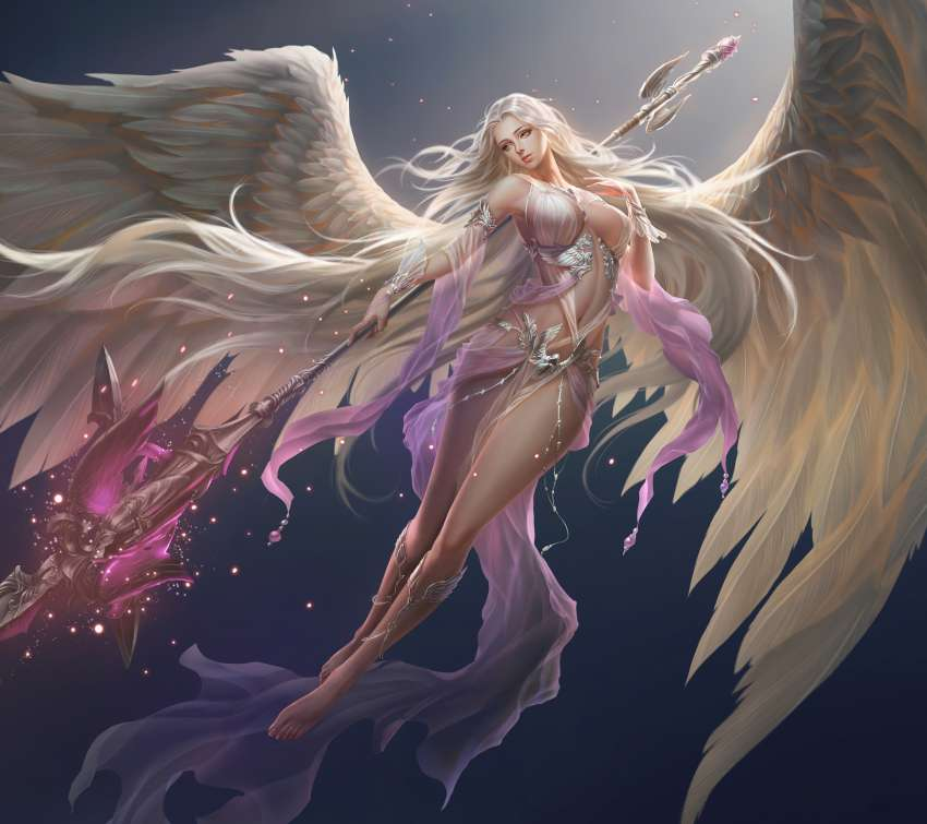 ... League of Angels 2 Mobile Horizontal wallpaper or background