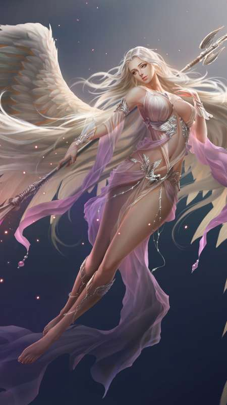 League of Angels 2 Mobile Vertical wallpaper or background