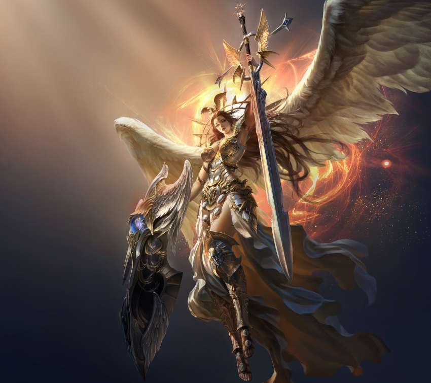 League of Angels 2 Mobile Horizontal wallpaper or background