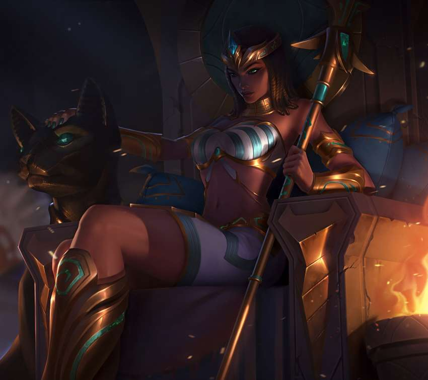 League of Legends wallpaper or background