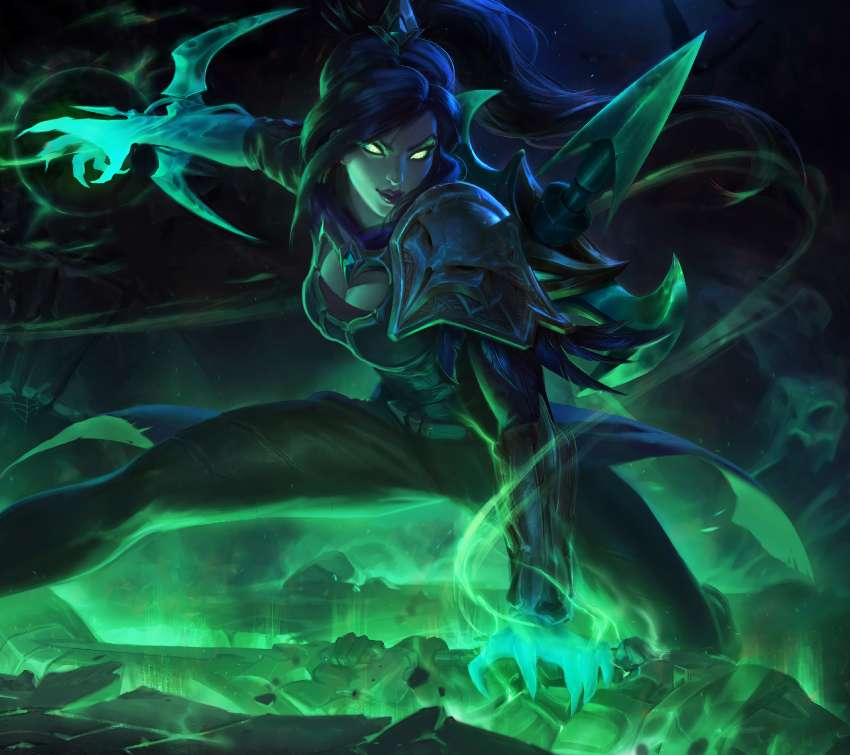 League of Legends Mobile Horizontal wallpaper or background