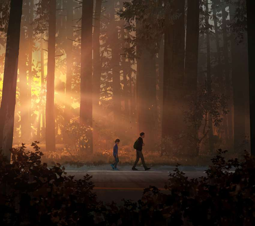 Life is Strange 2 Mobile Horizontal wallpaper or background