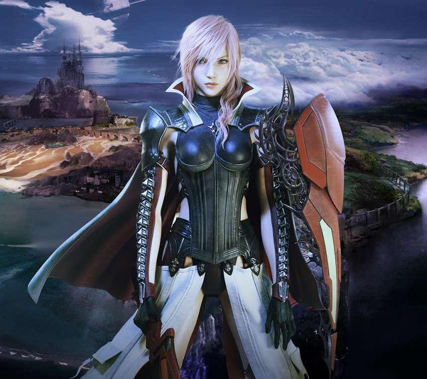 Lightning Returns: Final Fantasy XIII Wallpapers Or