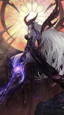 Lineage 2 Mobile Vertical wallpaper or background