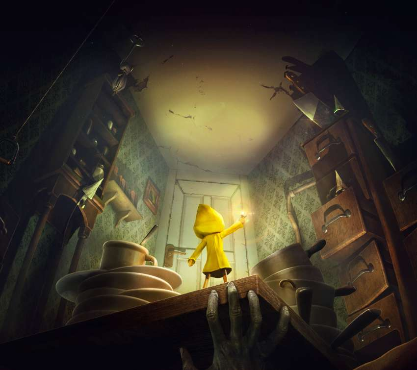 Little Nightmares Mobile Horizontal wallpaper or background