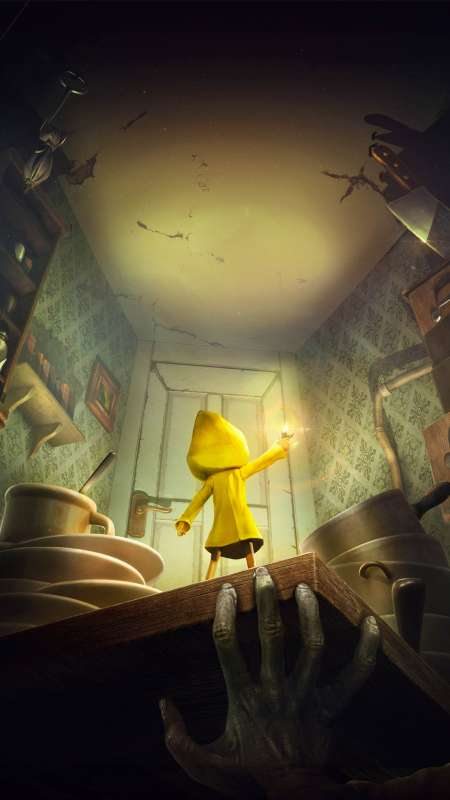 Little Nightmares Mobile Vertical wallpaper or background