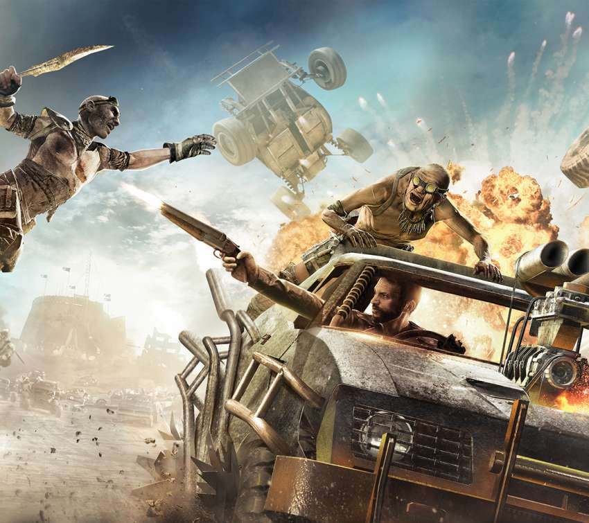 mad max wallpapers or desktop backgrounds
