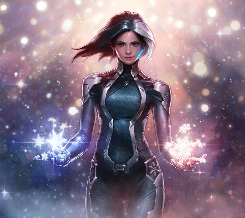 Marvel Future Fight Mobile Horizontal wallpaper or background