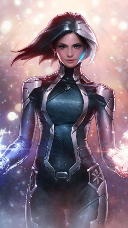Marvel Future Fight Mobile Vertical wallpaper or background