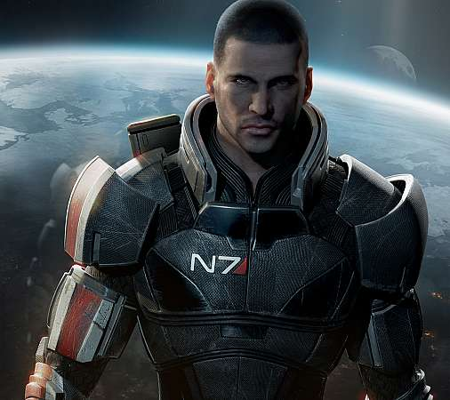 Mass Effect 3 Mobile Horizontal wallpaper or background