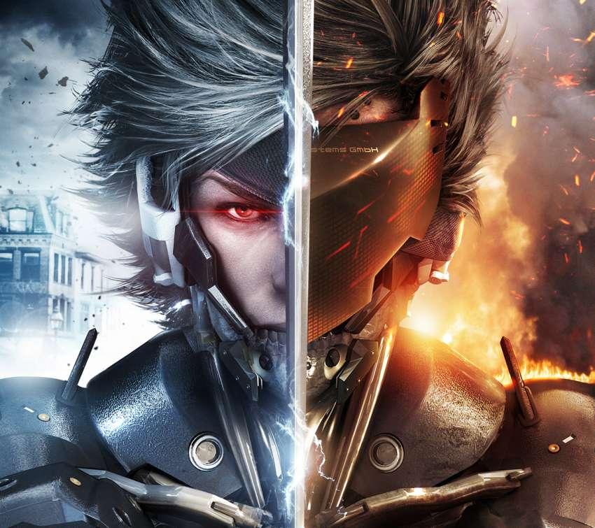 Metal Gear Rising Revengeance Wallpapers Or Desktop Backgrounds