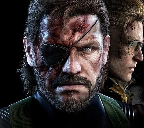 Metal Gear Solid: Ground Zeroes Mobile Horizontal wallpaper or background