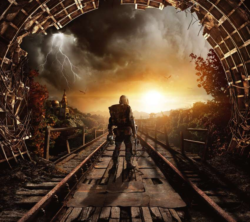 Metro Exodus Mobile Horizontal wallpaper or background
