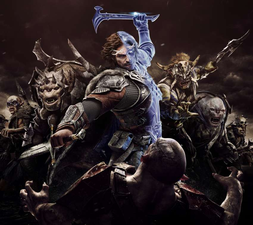 Middle Earth: Shadow of War Mobile Horizontal wallpaper or background