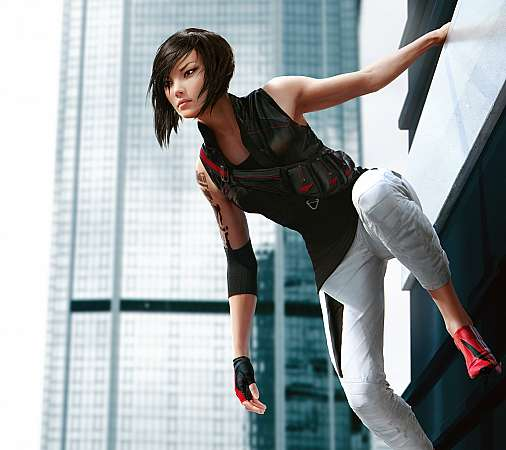 Mirror's Edge: Catalyst Mobile Horizontal wallpaper or background