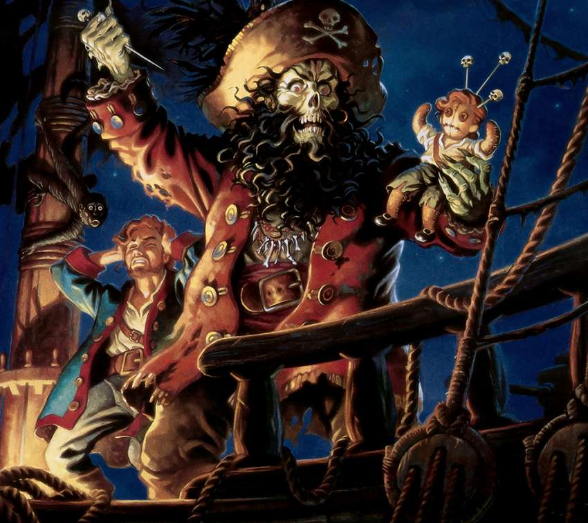 Monkey Island 2: LeChuck's Revenge - Special Edition wallpaper or background
