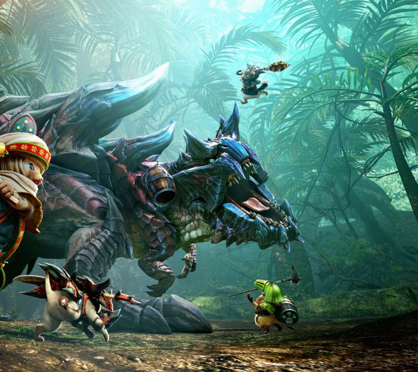Monster Hunter: Generations wallpaper or background