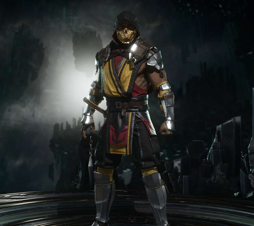 Mortal Kombat 11 Mobile Horizontal wallpaper or background