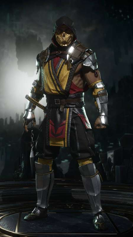 Mortal Kombat 11 Mobile Vertical wallpaper or background