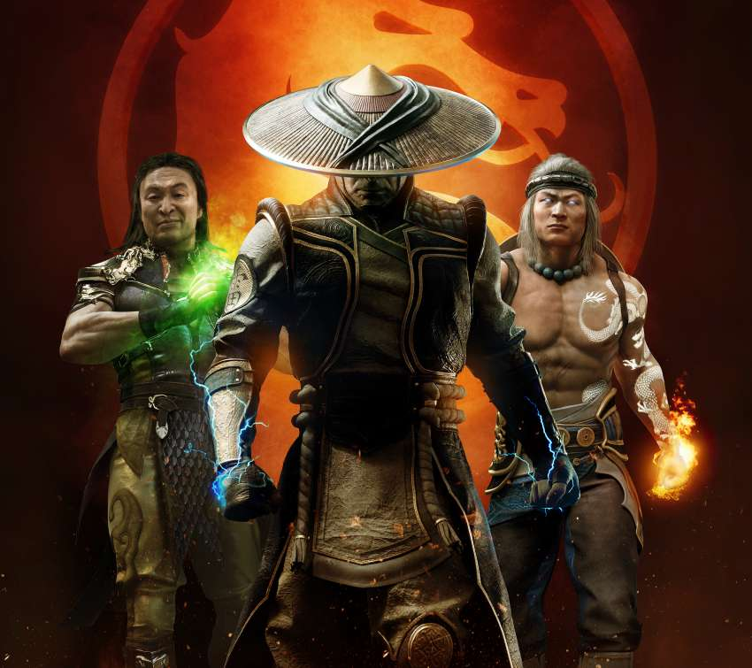 Mortal Kombat 11 Aftermath Mobile Horizontal wallpaper or background