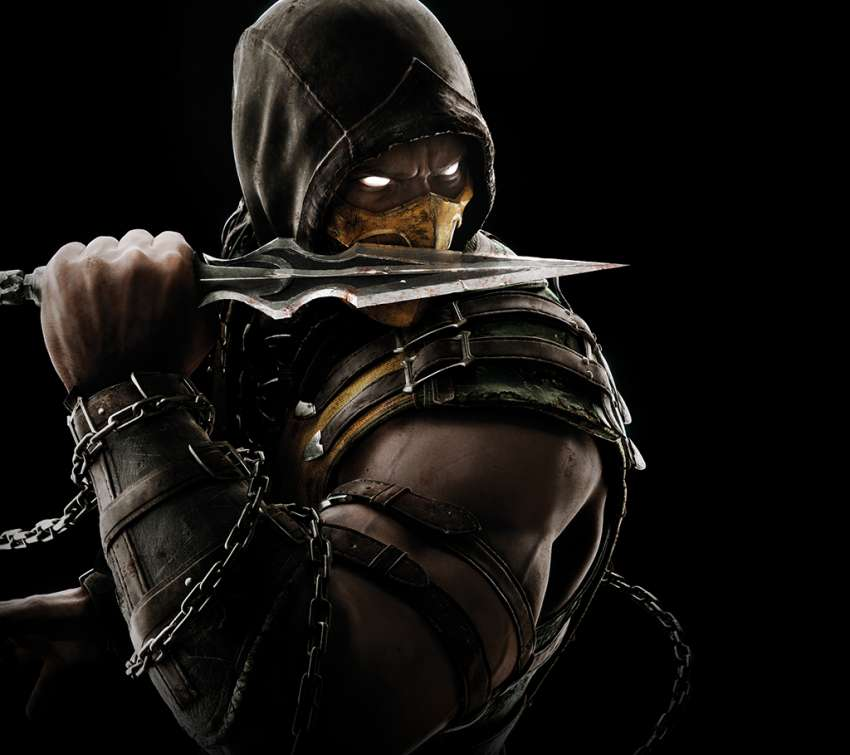 Mortal Kombat X wallpaper or background