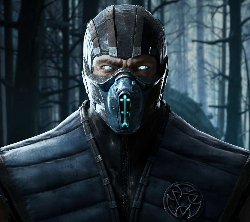 Mortal Kombat X Mobile Horizontal wallpaper or background
