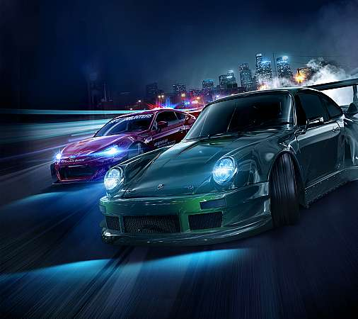 Need for Speed Mobile Horizontal wallpaper or background