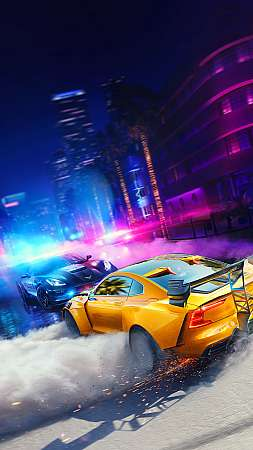 Need for Speed: Heat Mobile Vertical wallpaper or background