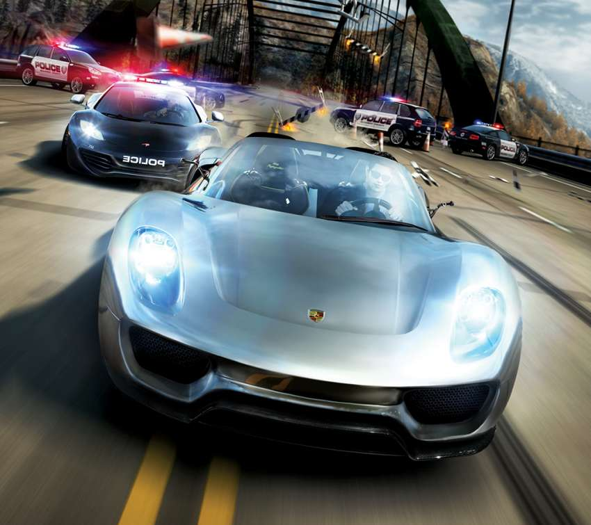 Need for Speed: Hot Pursuit wallpaper or background