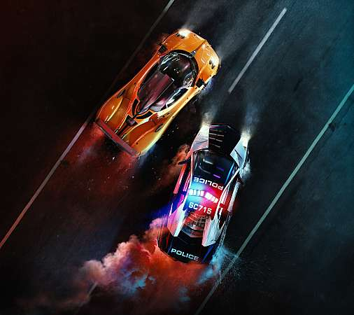 Need for Speed Hot Pursuit Remastered Mobile Horizontal wallpaper or background