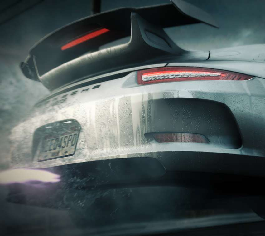 Need for Speed Rivals Mobile Horizontal wallpaper or background
