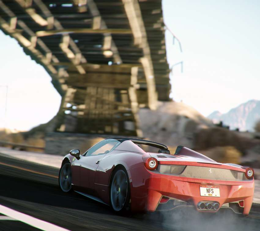 Need for Speed Rivals wallpaper or background