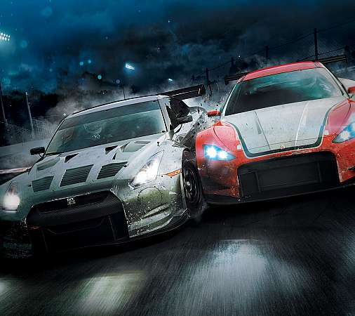 Need for Speed: Shift 2 Unleashed Mobile Horizontal wallpaper or background