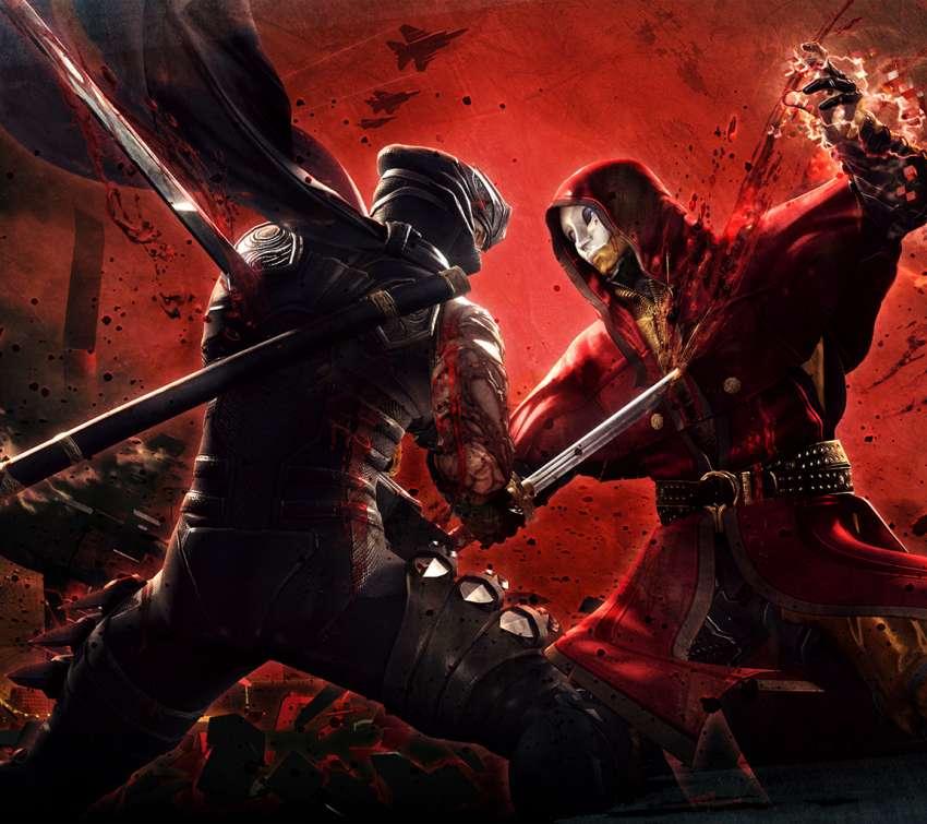 Ninja Gaiden 3: Ninja Gaiden 3 Wallpapers Or Desktop Backgrounds