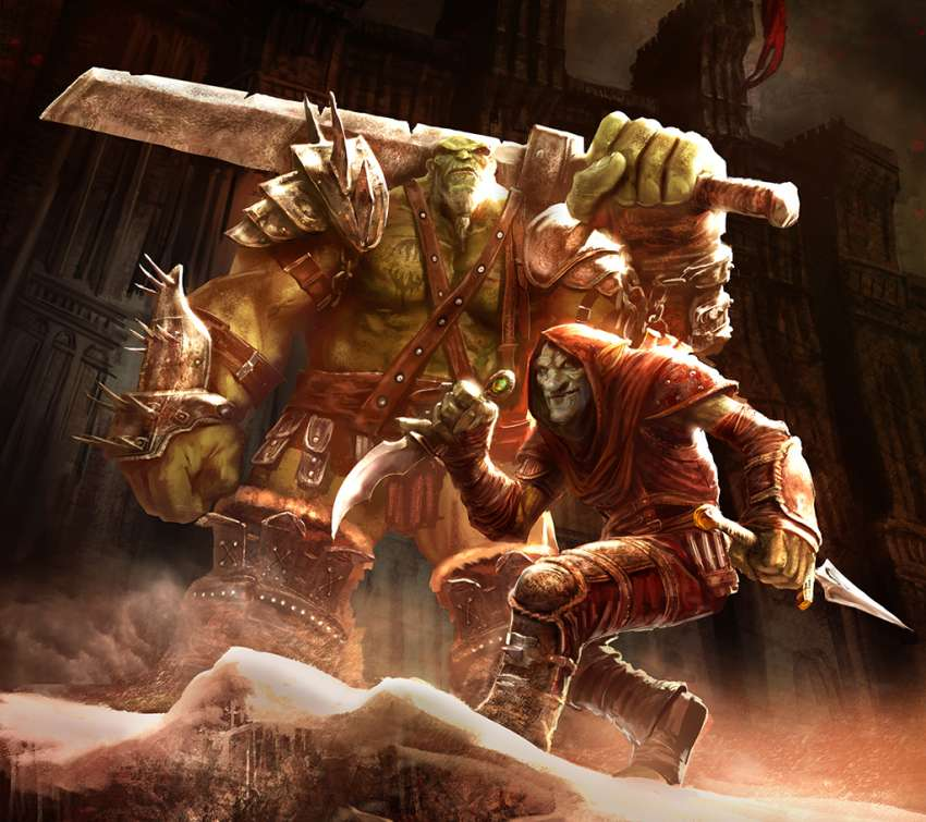 Of Orcs and Men wallpaper or background