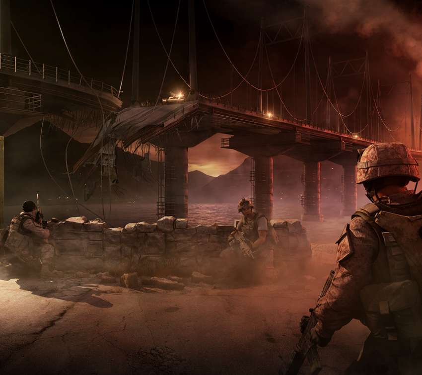 Operation Flashpoint: Red River wallpaper or background