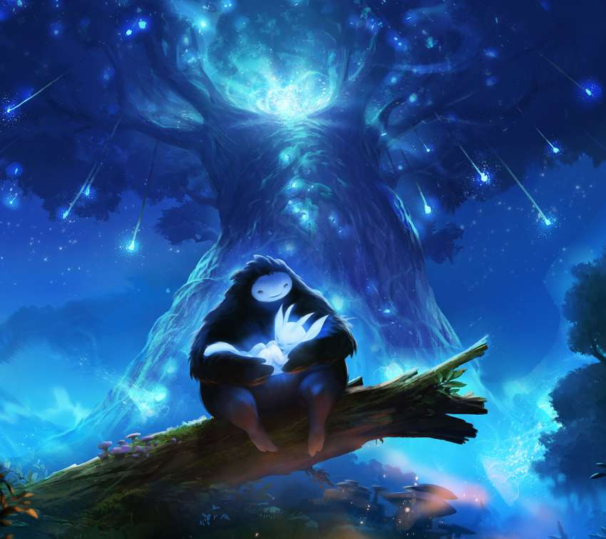 Ori and the Blind Forest wallpaper or background