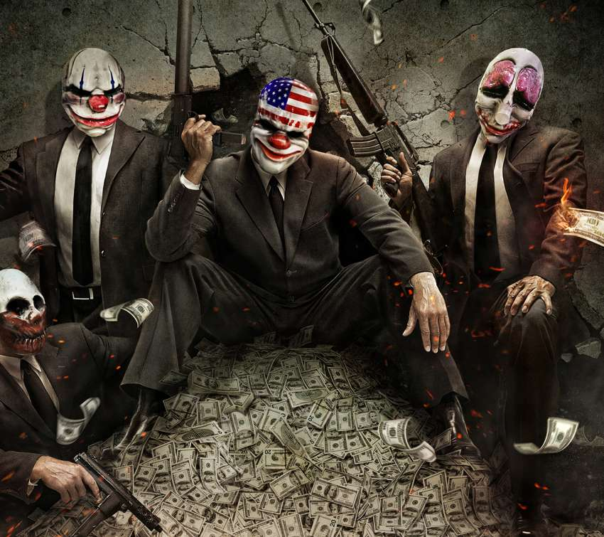 PayDay: The Heist wallpaper or background