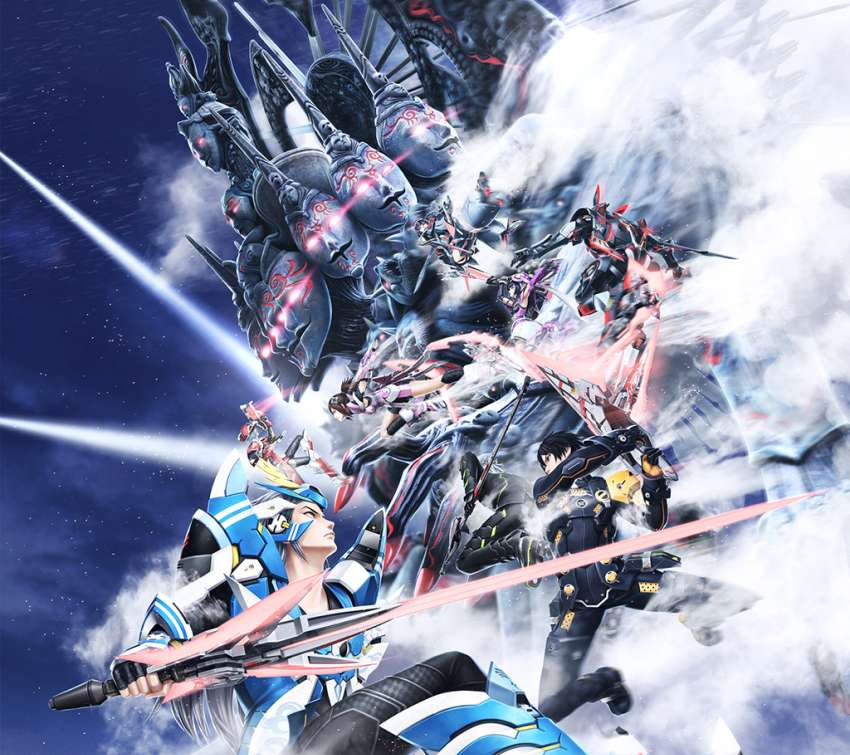 Phantasy Star Online 2 wallpaper or background
