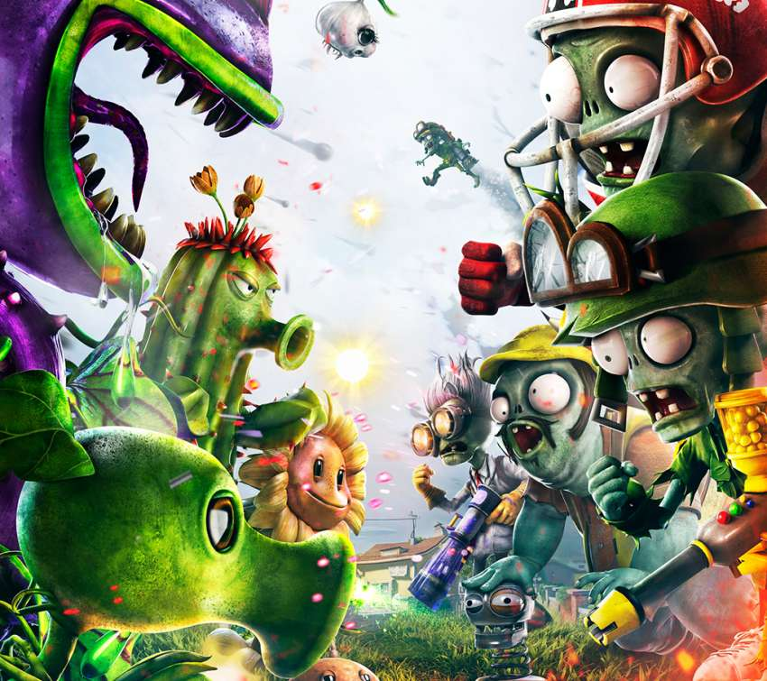 Plants vs. Zombies: Garden Warfare wallpaper or background