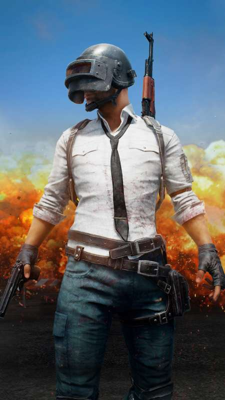 Playerunknown's Battlegrounds Mobile Vertical wallpaper or background