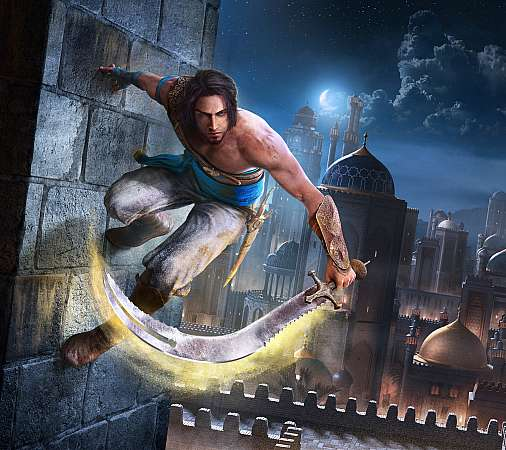Prince of Persia: The Sands of Time Remake Mobile Horizontal wallpaper or background