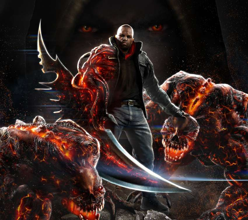 Prototype 2 wallpaper or background
