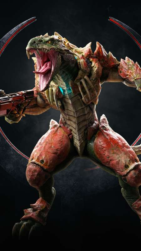Quake Champions Mobile Vertical wallpaper or background