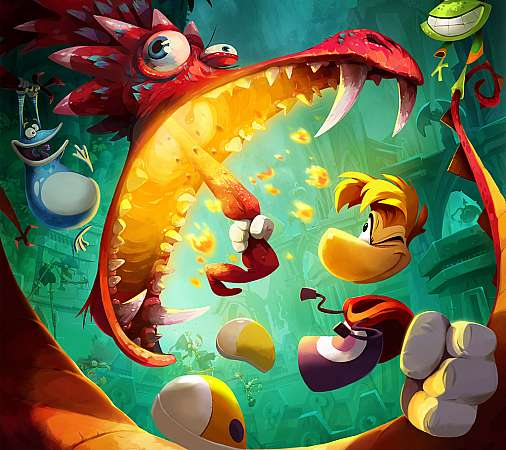 Rayman Legends Mobile Horizontal wallpaper or background
