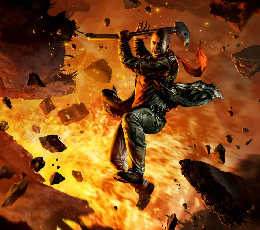 Red Faction: Guerrilla Re-Mars-tered wallpaper or background