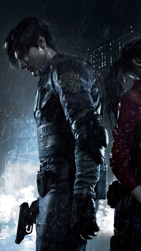 Resident Evil 2 Mobile Vertical wallpaper or background