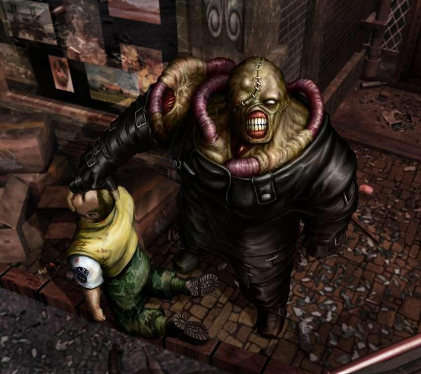 Evil Wallpapers: Resident Evil 3 Wallpapers Or Desktop Backgrounds