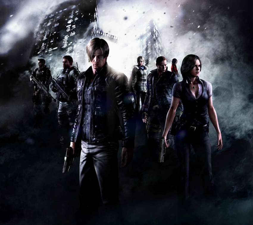 Resident Evil 6 Mobile Horizontal wallpaper or background