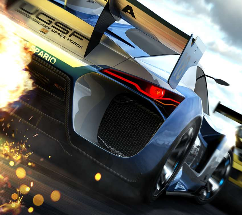 Ridge Racer Unbounded wallpaper or background